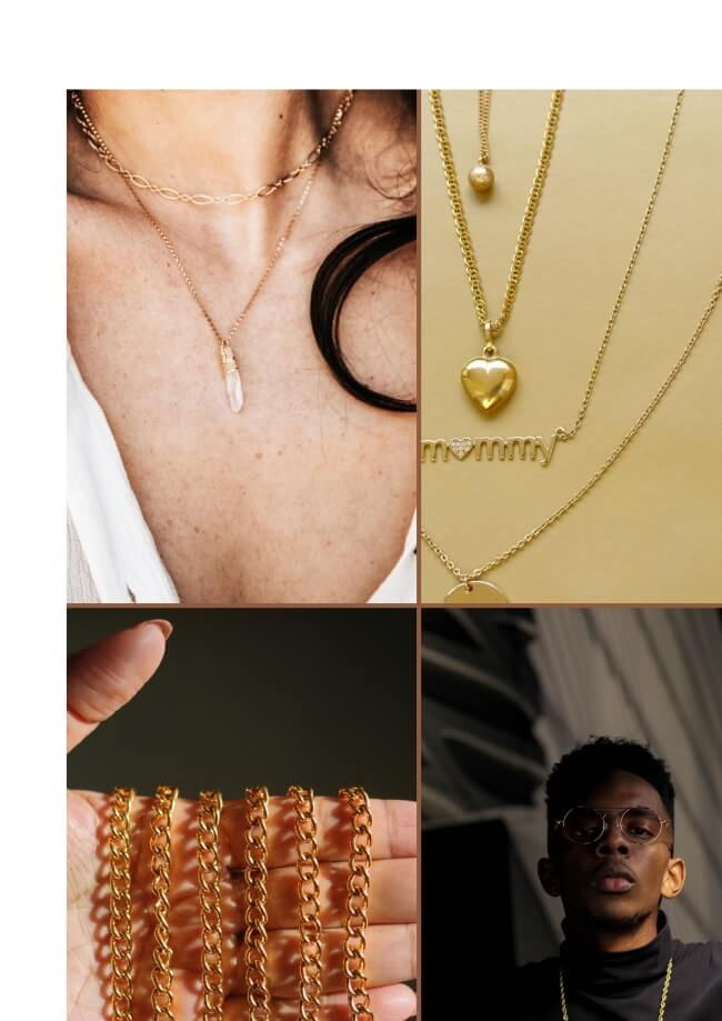 How to choose a strong gold chain