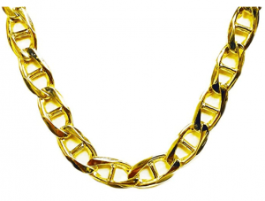 Mariner gold chain