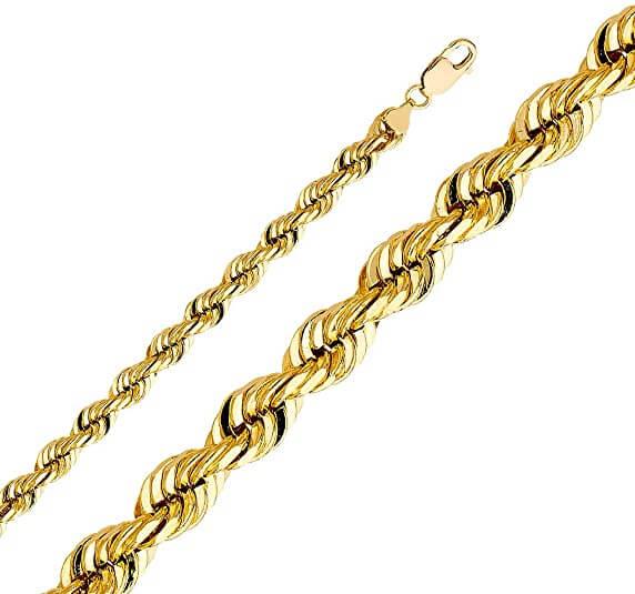 Rope chain