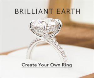 Brilliant Earth ad