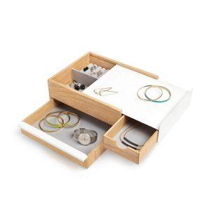 Umbra Stowit Modern Jewelry box