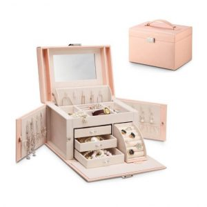 Vlando City Beauty jewelry box