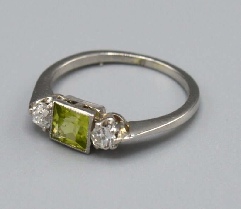 antique-peridot-ring-etsy