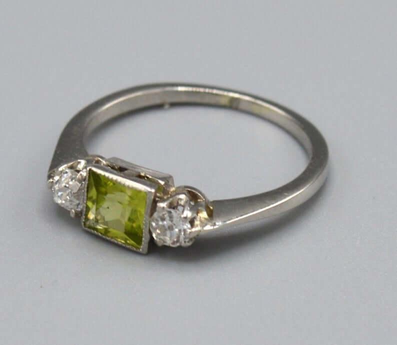 antique-peridot-ring-etsy