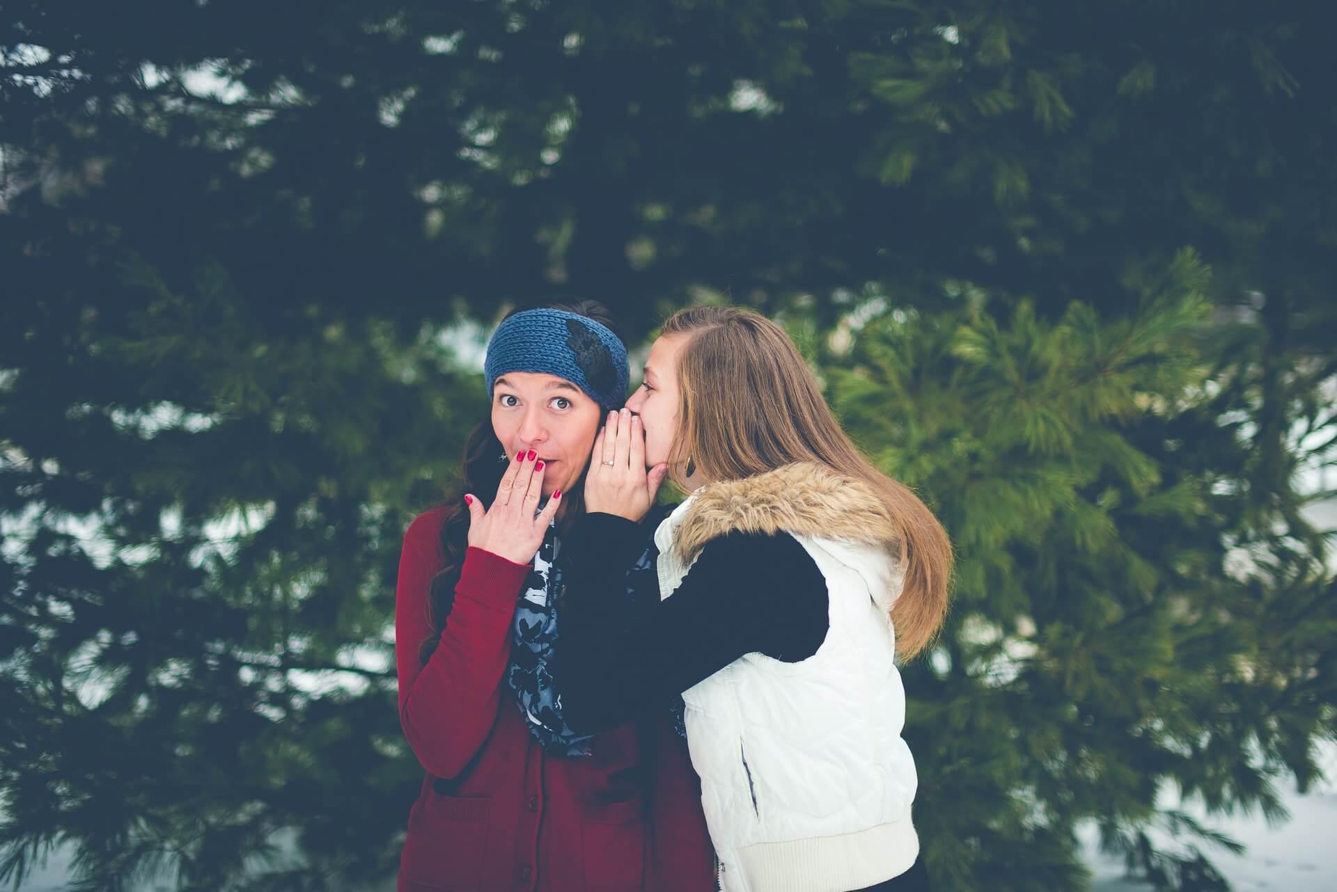 Choosing friends to help plan proposal