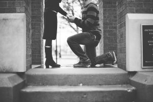 Reasons to propose with temporary ring