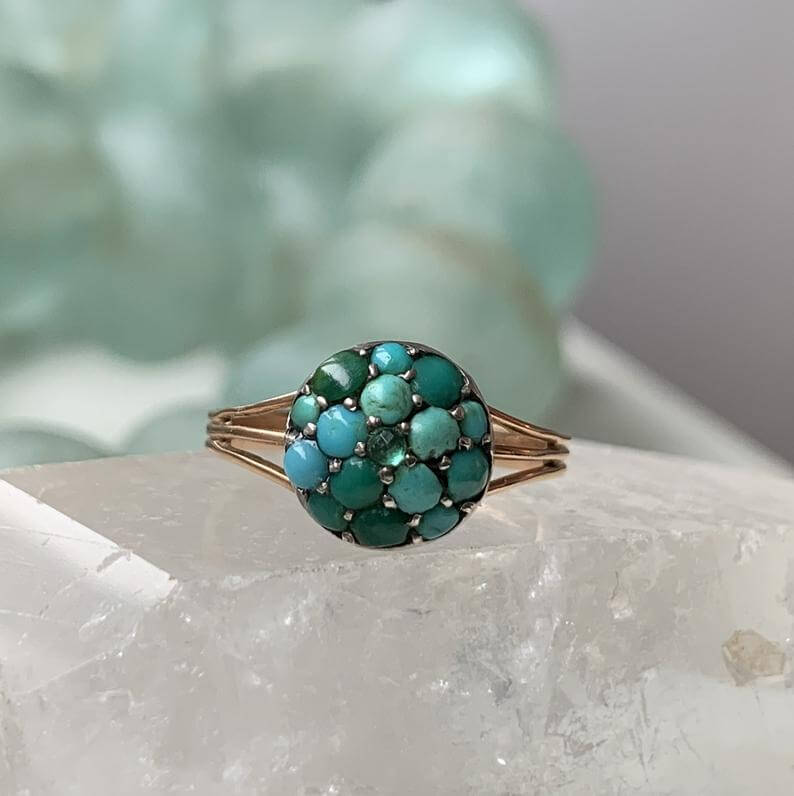 unique-victorian-turquoise-ring-etsy