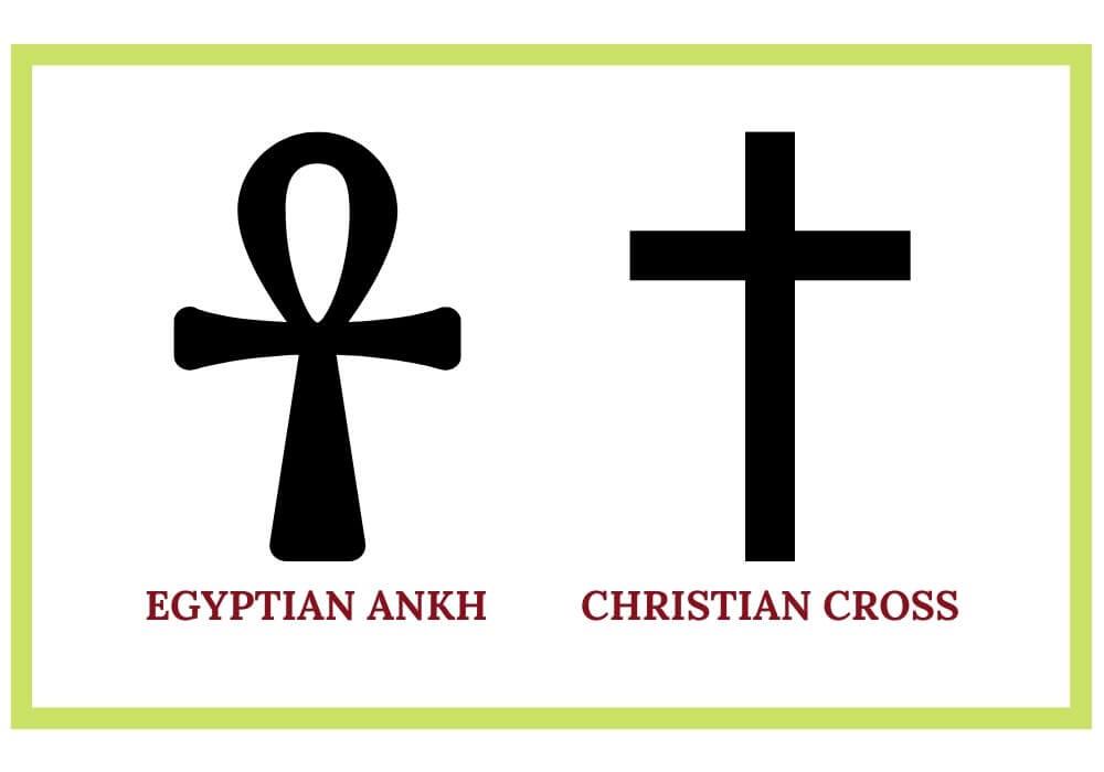 Ankh vs. cross