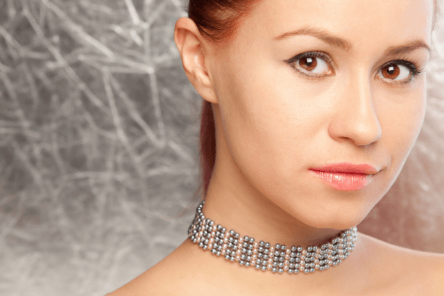 Best bridal choker necklace styles