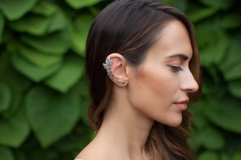 Full wrap earrings