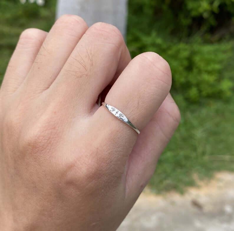minimalist-ankh-ring-etsy