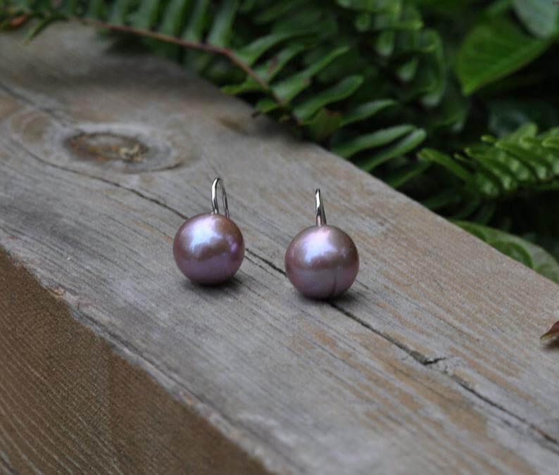 purple-pearl-earrings-etsy