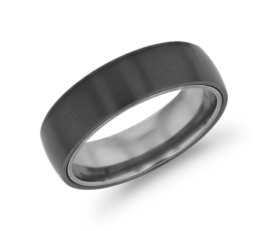 tantalum and tungsten ring