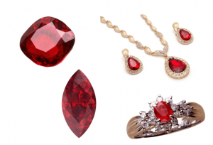 What are rubies