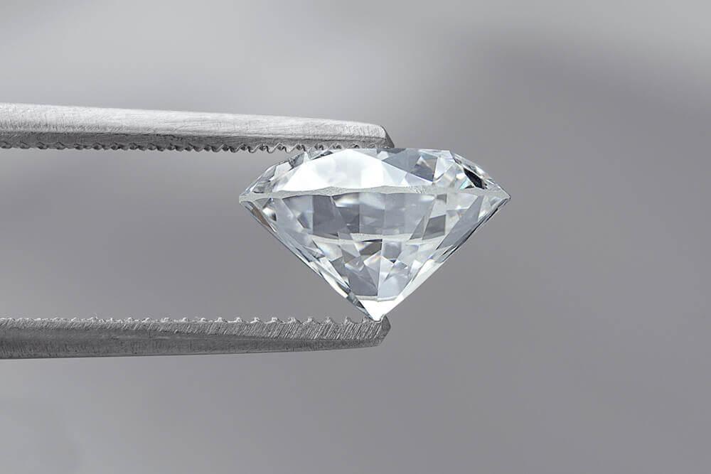 What's a dancing diamond?