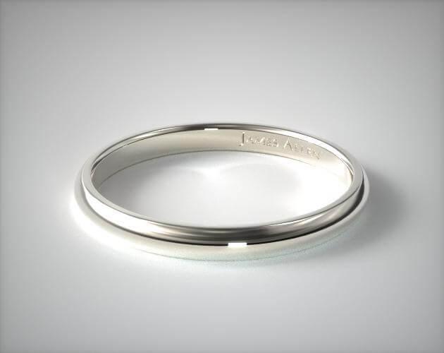 white-gold-wedding-ringjames-allen