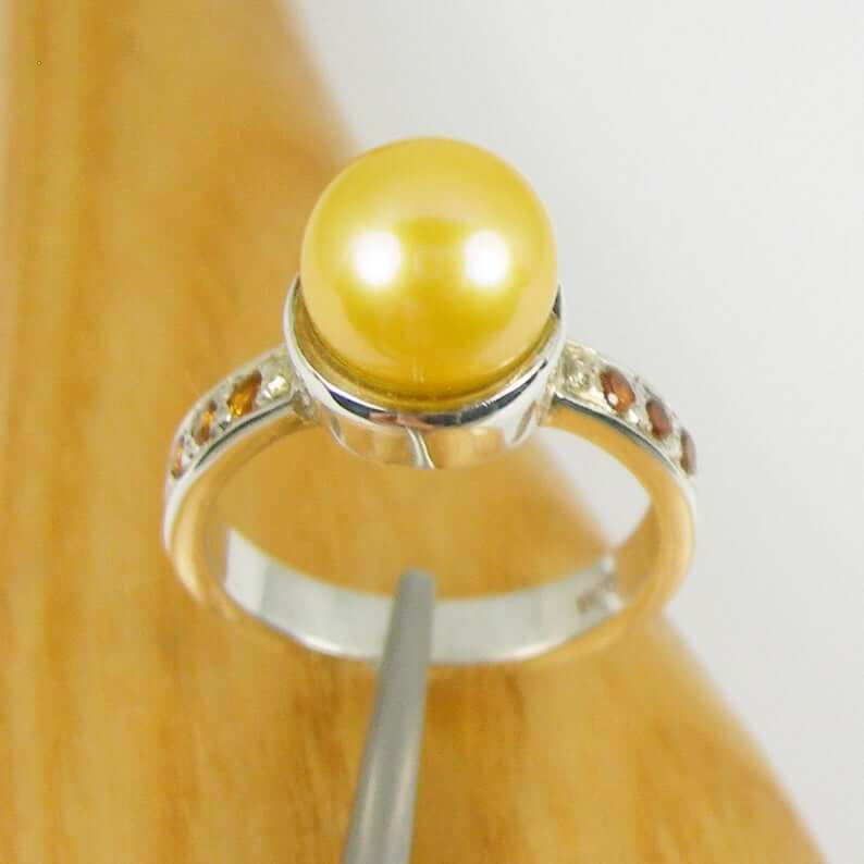 yellow-pearls-etsy