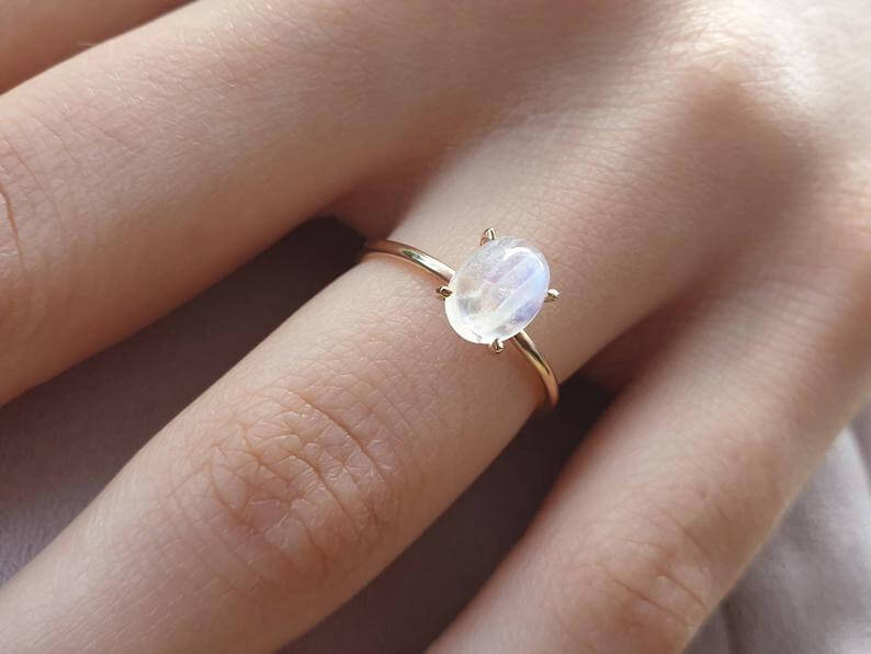 14 gold filled ring
