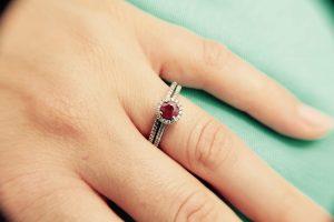 Garnet ring guide