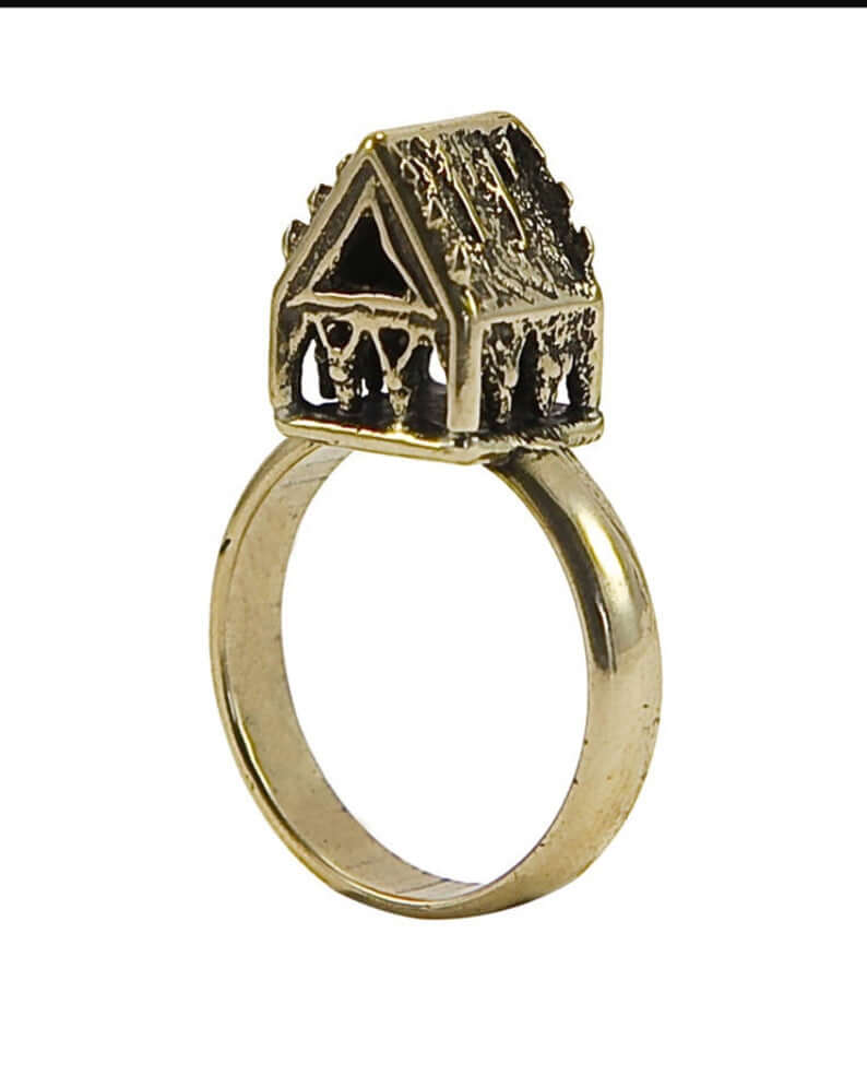 Jewish house ring