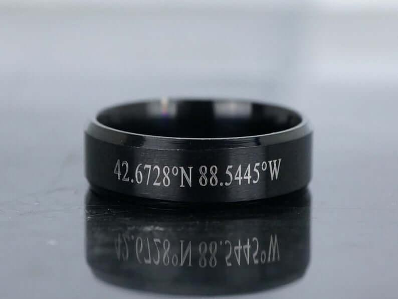 Promise ring coordinates