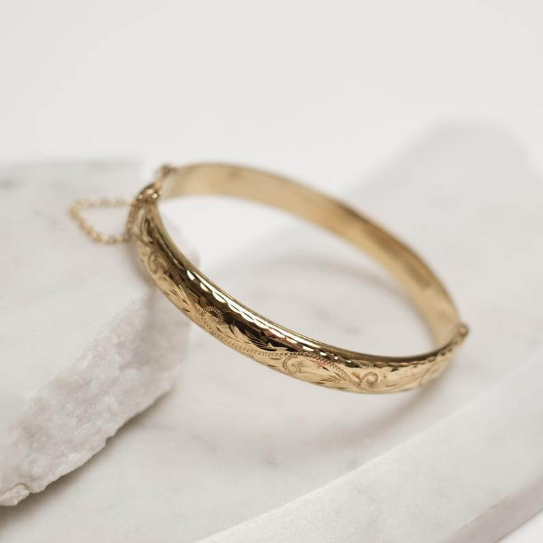 Rolled gold antique