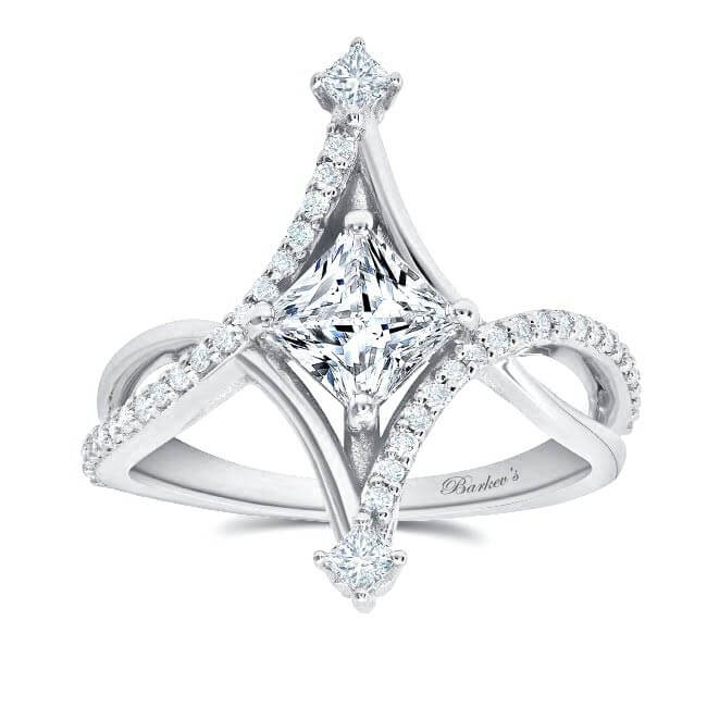 Unusual Engagement Ring