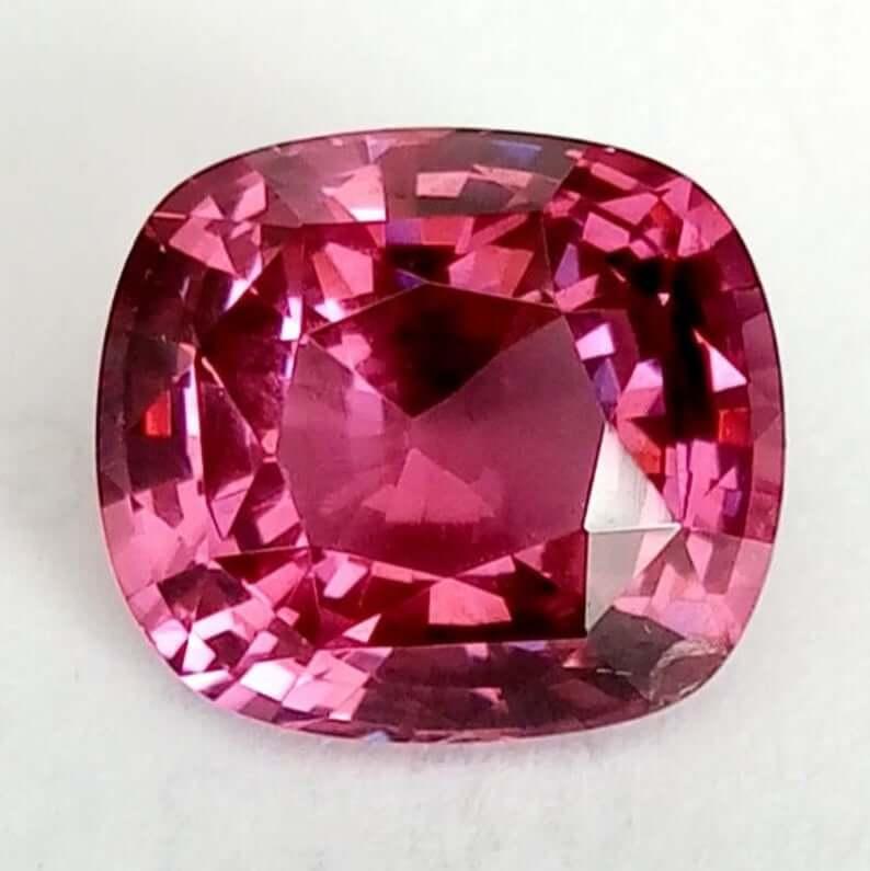 Ceylon pink spinel