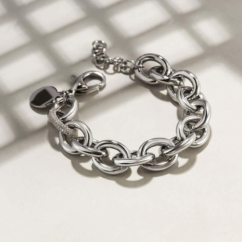 Chunky Monet bracelet