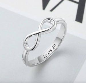 Customized wedding ring