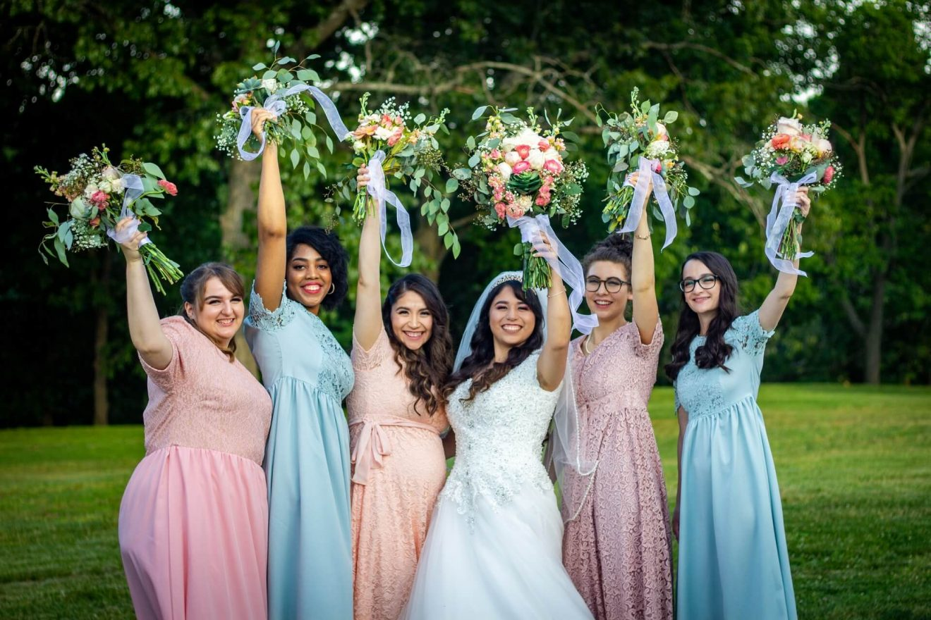 How to choose a bridesmaid dress guide