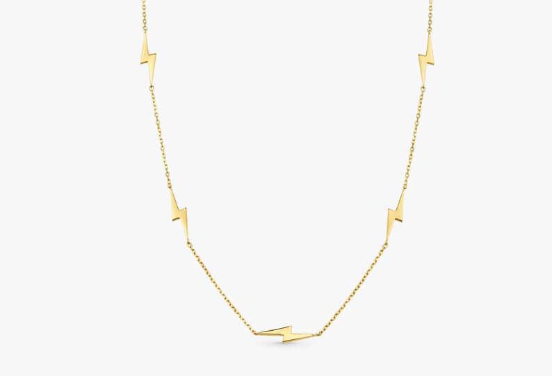 lightning-bolt-necklace-etsy