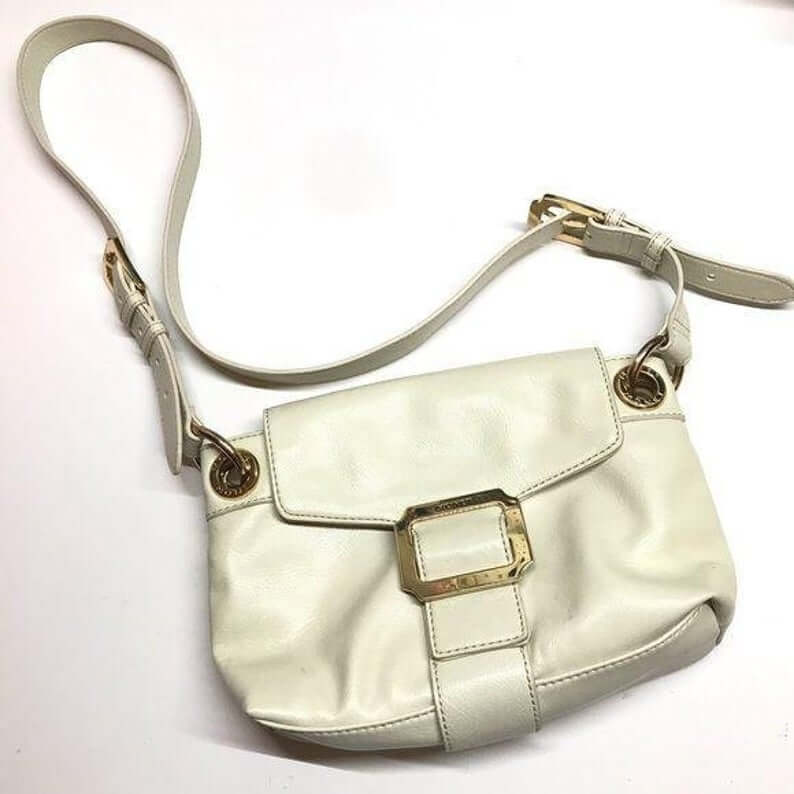 Monet faux leather shoulder bag