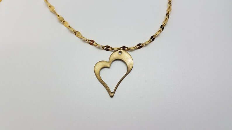 Niobium necklace