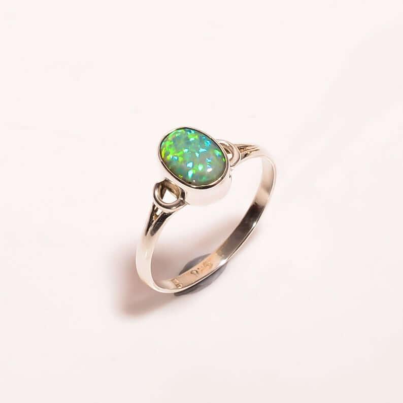 opal-triplet-ring-etsy