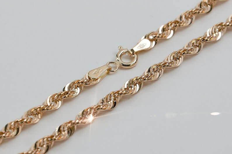 Russian gold chain