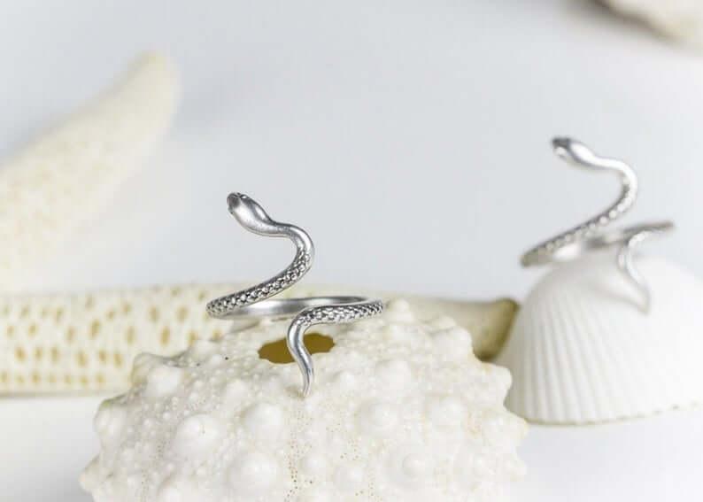 silver-snake-ring-etsy
