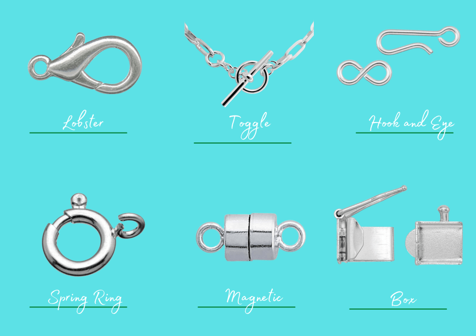 types-of-clasps