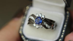 Using your engagement ring as a wedding band