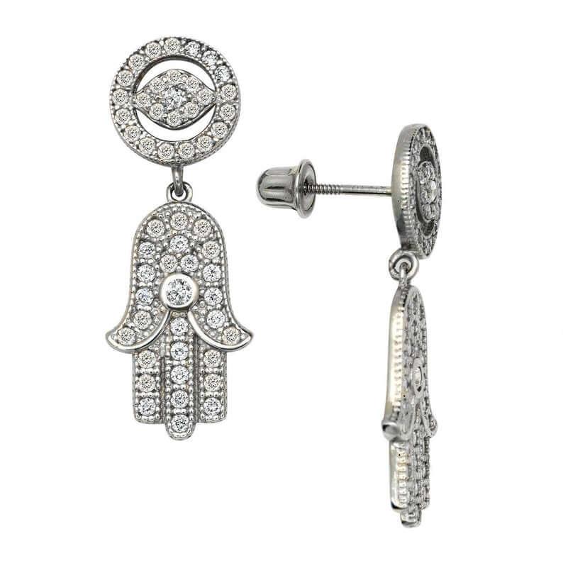 white-gold-hamsa-hand-earrings-etsy