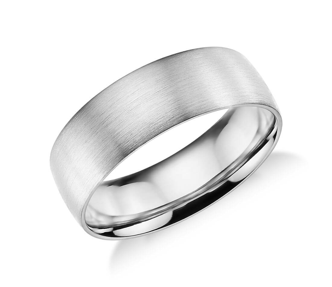 7mm thick ring