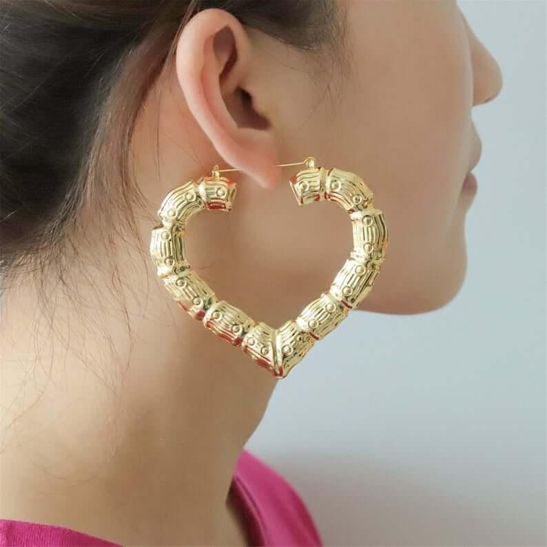 bamboo-heart-earrings-etsy