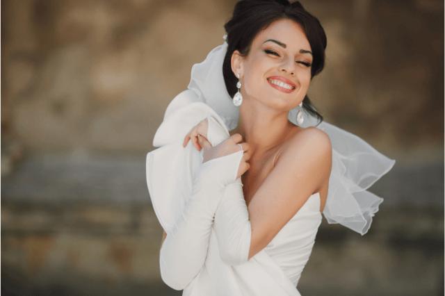 Best wedding dress fabric