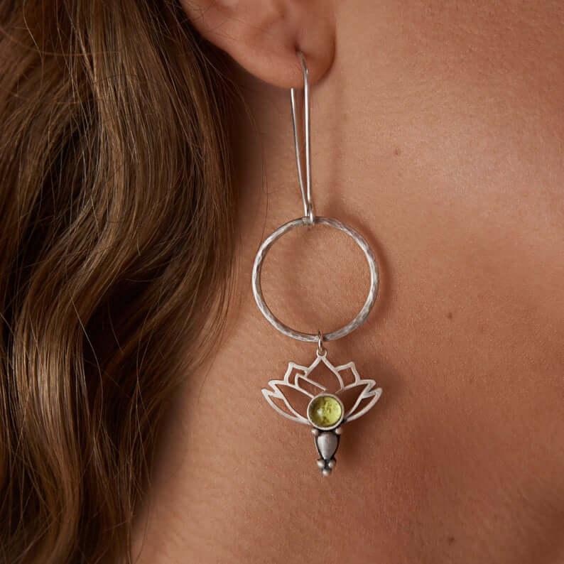 lotus-flower-earrings-etsy