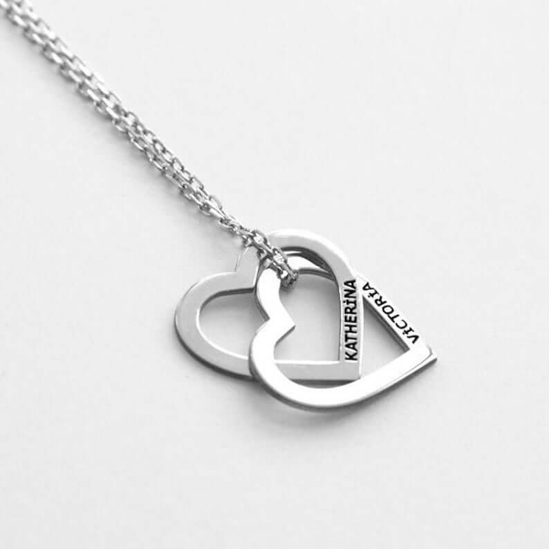 personalized-heart-necklace-etsy