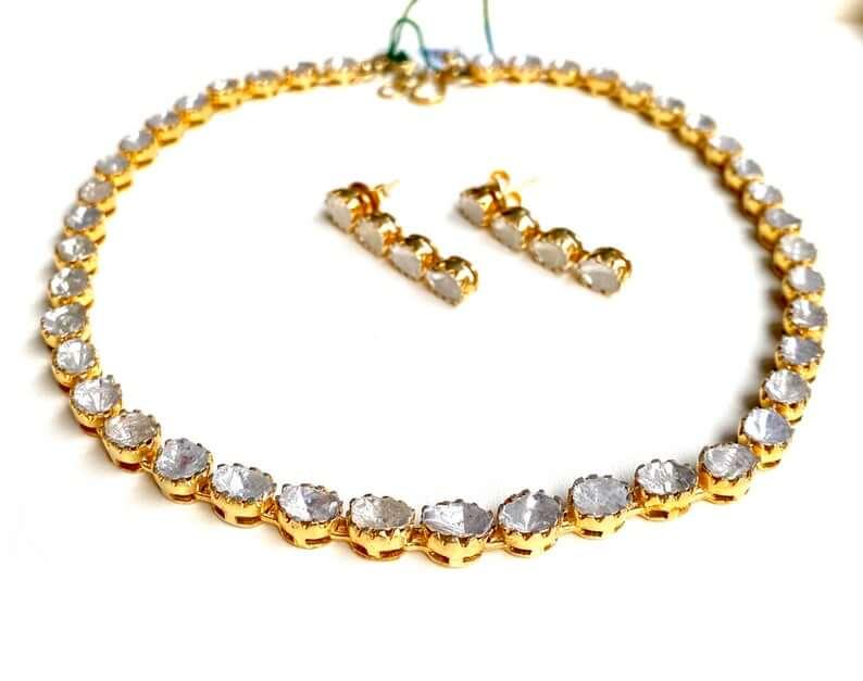 polki-and-kundan-necklace-and-earring-set-etsy