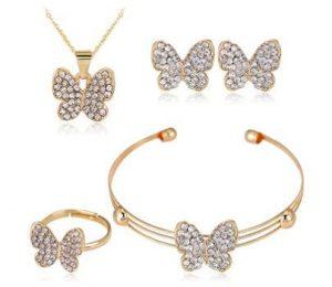 Princess jewelry set