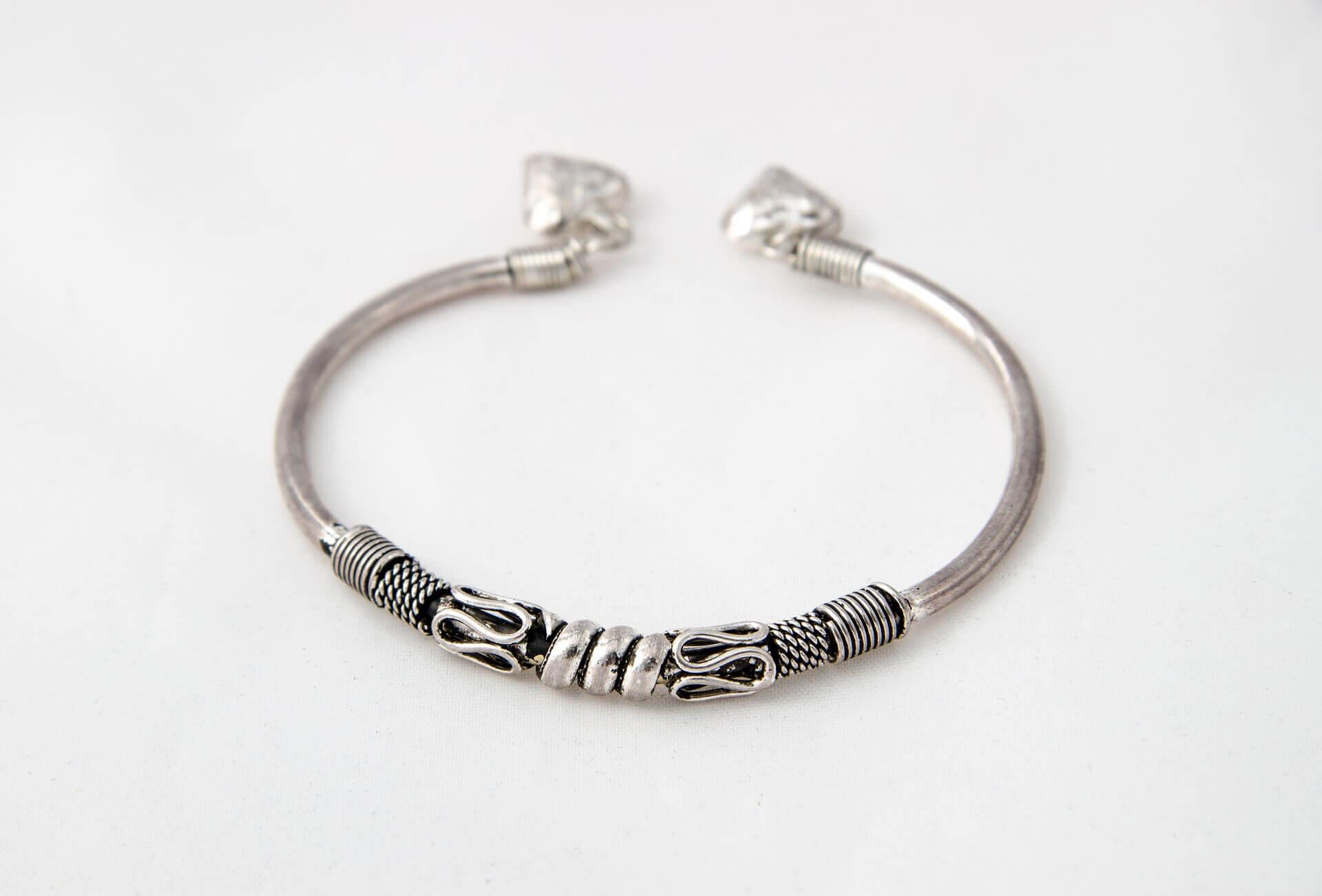 Tarnished bracelet