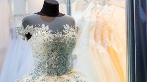 Wedding dress fabrics the best and the worst