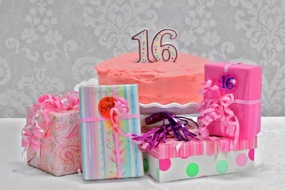 Jewelry gift ideas for sweet sixteen